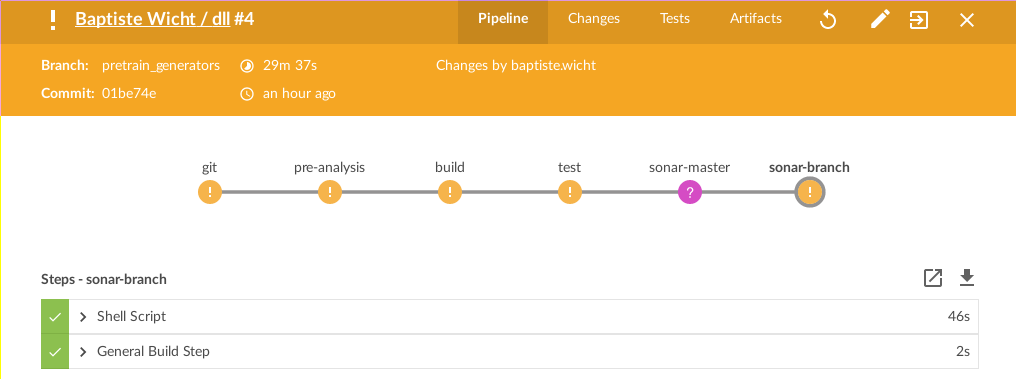 Jenkins Declarative Pipeline and Awesome GitHub Integration
