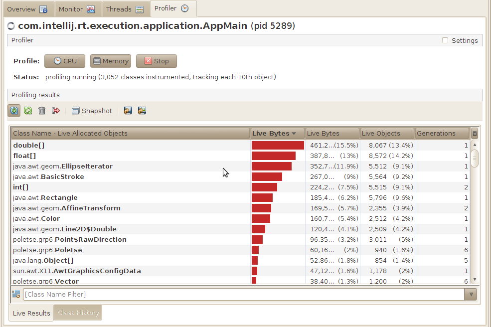 Profile your applications with Java VisualVM | Blog blog(