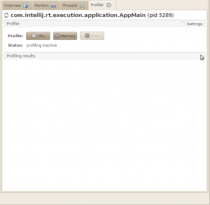 Profile your applications with Java VisualVM | Blog blog