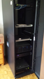 My Home Rack of Server
